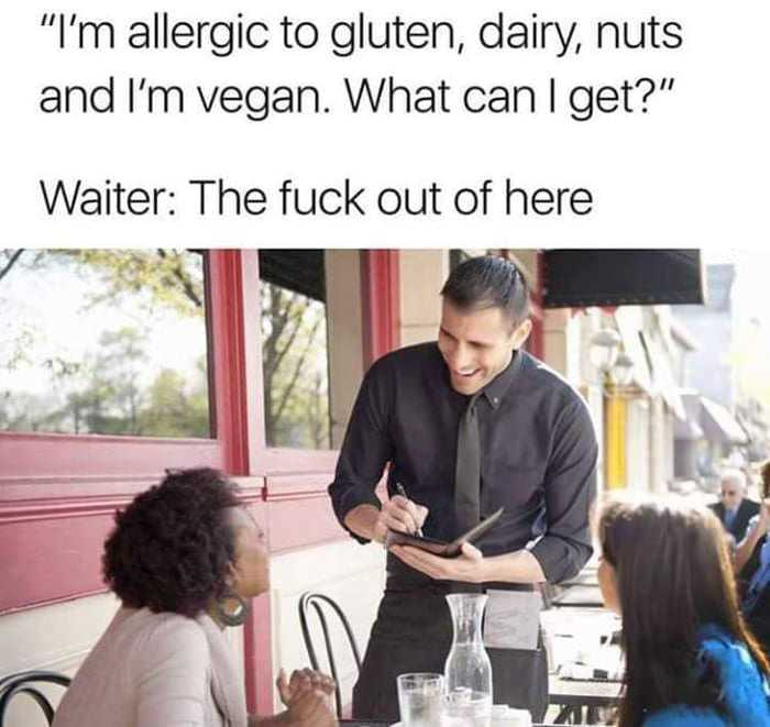 Vegan Joke
