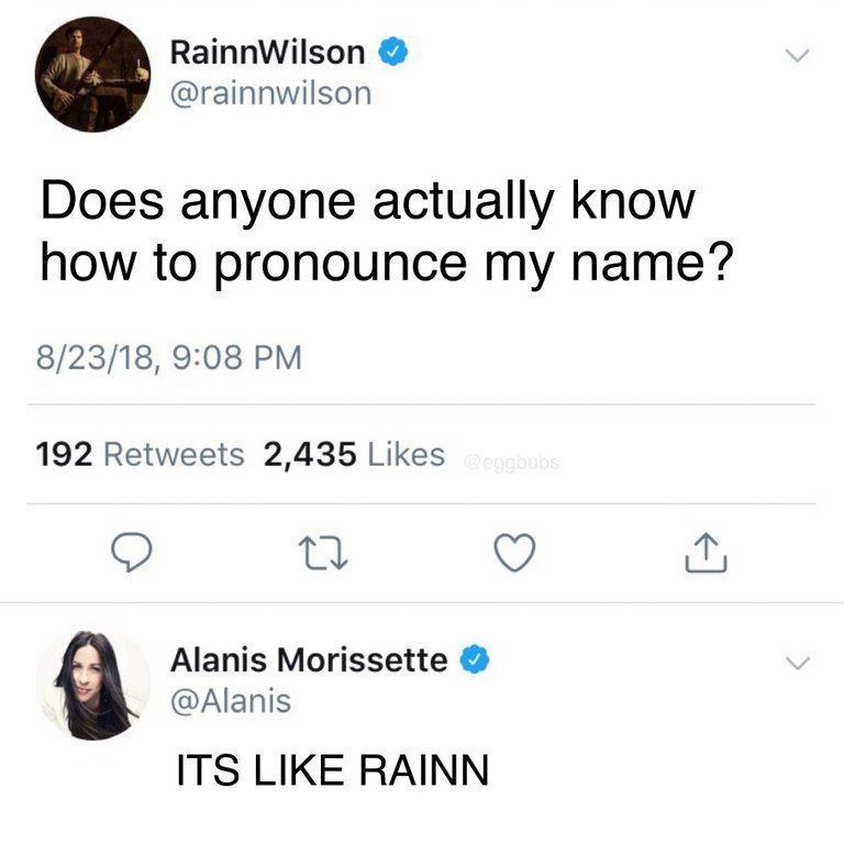 It's Like Rain