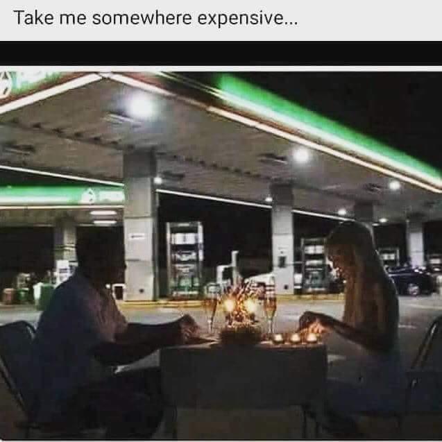 Petrol Price Joke