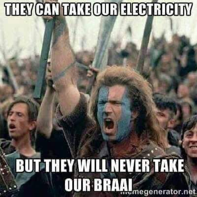 They will never take our braai